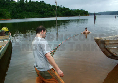 Fischfang in Suriname