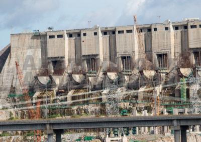Belo Monte Staudamm am Rio Xingu