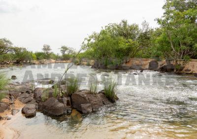 Biotope in der Volta Grande do Rio Xingu