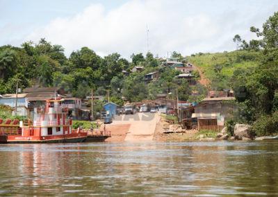 Belo Monte am Rio Xingu