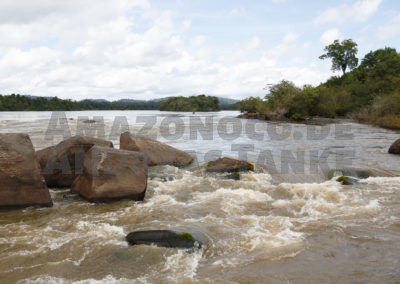 Rio Xingu, Brasilien