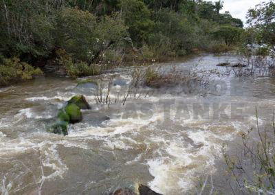 Cachoeira am Rio Xingu