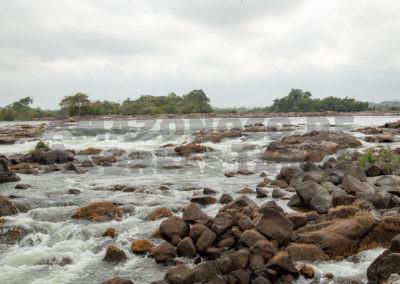 Stromschnelle am Rio Xingu