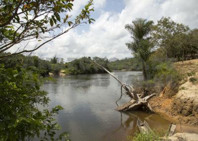 Rio Curuá-Una, Brasilien