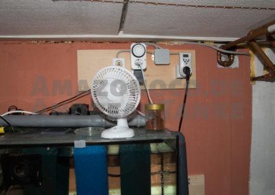 Ventilator zur Luftumwälzung