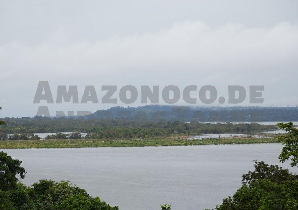 Der Rio Xingu im Wandel