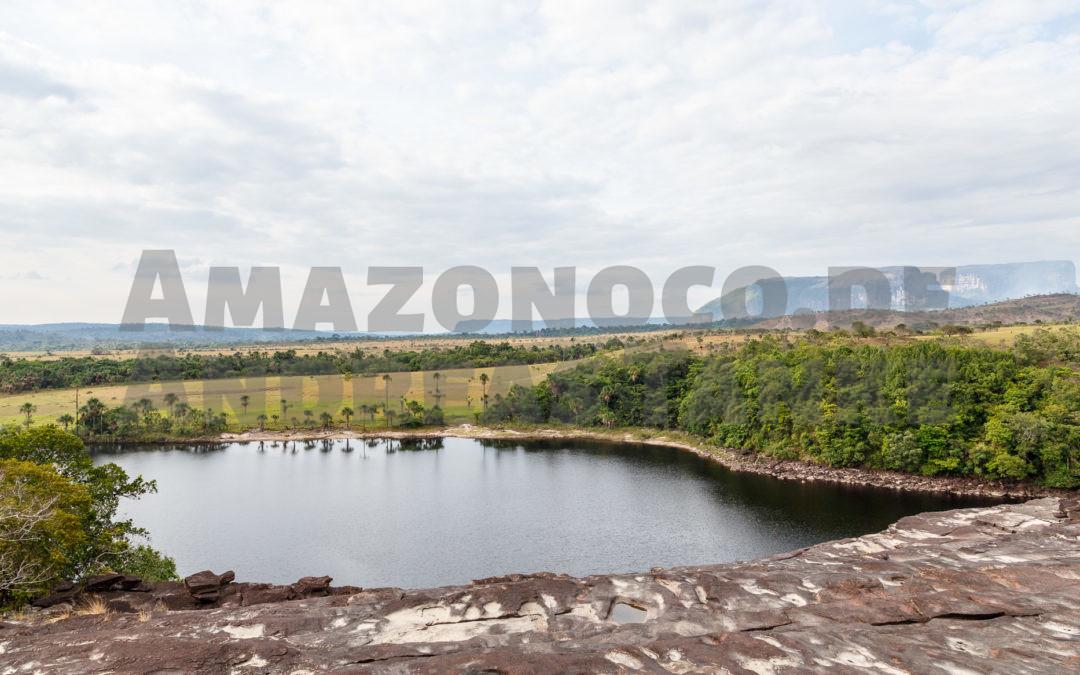 Venezuela – mit JBL und Aquarianern auf Reisen