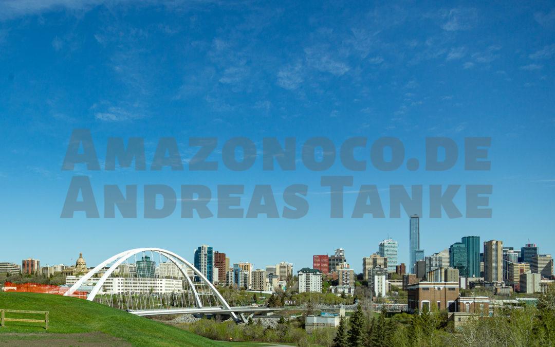 Vortragsreise nach Kanada im Mai 2019 – in Edmonton
