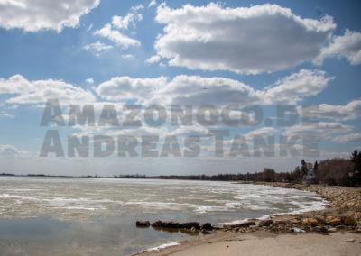 Lake Winnipeg bei Gimli